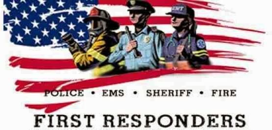 First Responders Welcome to Lonesome Dove
